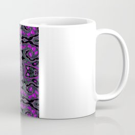 Paisley 7 Purple Coffee Mug
