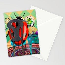 You Found Your Stitchy Bug Stationery Cards