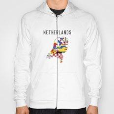 Netherlands country regions Hoody
