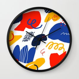 abstraction vol.1 Wall Clock