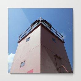 Charlevoix Light House 2 Metal Print
