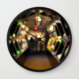Down The Hall Wall Clock