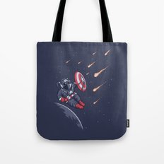 Heroic Time! Tote Bag