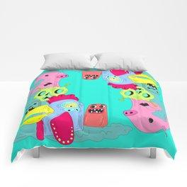 chanchito & cia Comforters