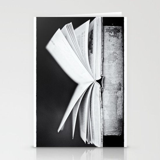 An Open Book Stationery Cards
