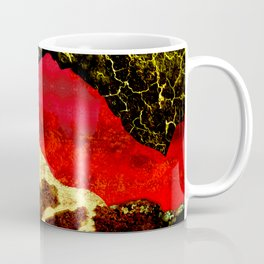 Storm on Red Mountain Coffee Mug