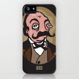 322 iPhone Case