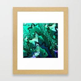 Jagged Little Pill Framed Art Print