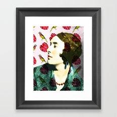 Vita Sackville Framed Art Print