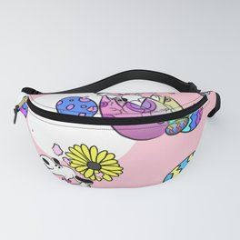 Easter egg Snoopy Fanny Pack
