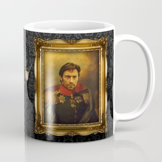 Hugh Jackman - replaceface Mug