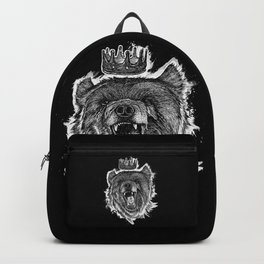 Berlin Bear King Backpack