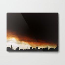 Spare The City I Metal Print
