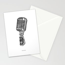 Spoken words Stationery Cards