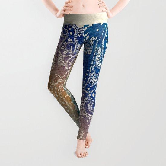 Mermaid Princess  Leggings