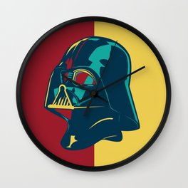 Darth pop-art Wall Clock