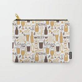 For beer lovers Carry-All Pouch