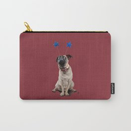 A Pug's Life (Colour) Carry-All Pouch