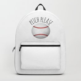 Pitch Please Backpack