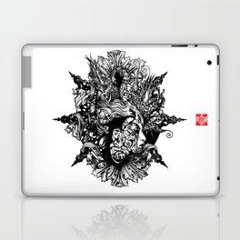 HUMAN FORM DEVINE / no 1 Laptop & iPad Skin