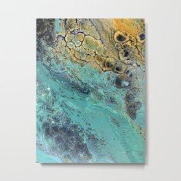 Treasure Island Metal Print