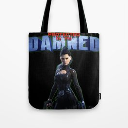 Protected by the Damned Tote Bag