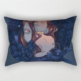 Dead Dreamer - Brenna Whit Rectangular Pillow