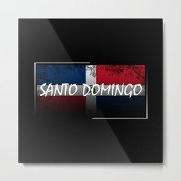 Santo Domingo Metal Print