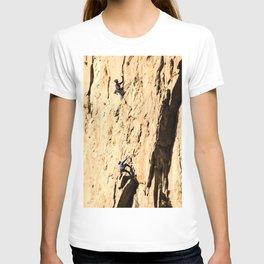 Mountain Climbing at Seoraksan T-shirt
