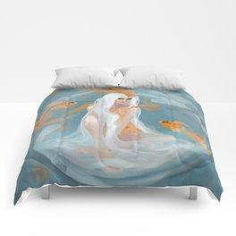 Underwater fantasy Comforters