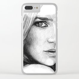 Incanto Clear iPhone Case
