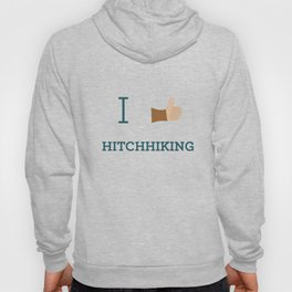 I heart Hitchhiking Hoody