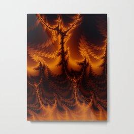 Hellbent Metal Print