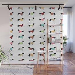 Dachshund - Sweaters #502 Wall Mural