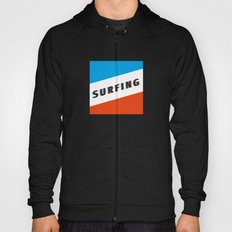 SURFING 3D - Square Hoody