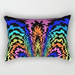 Bewitching Flame Rectangular Pillow