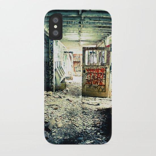Abandoned iPhone Case