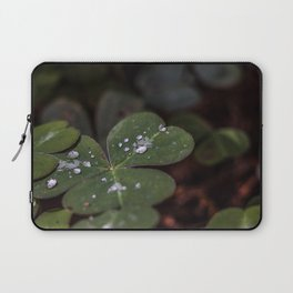Luck has nothing to do with it. Laptop Sleeve