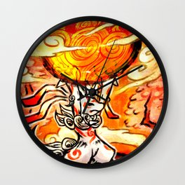 Auragami Wall Clock