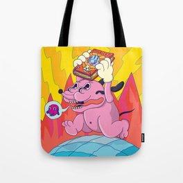 pichicho to the world! Tote Bag