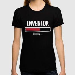 Funny Inventor Design T-shirt