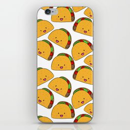You can't make everyone happy. You're not a TACO iPhone Skin