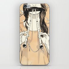 Aulos iPhone Skin