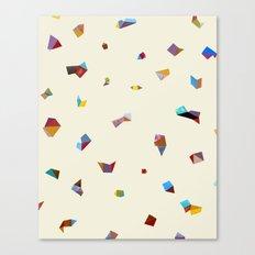 Geometric Midsumma Canvas Print