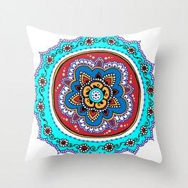 Isfahanapalooza Throw Pillow