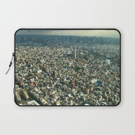 View of Tokyo from Skytree Laptop Sleeve