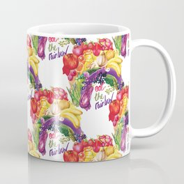 Eat The Rainbow Coffee Mug