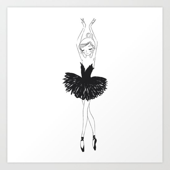 Black Swan by majospot