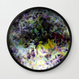 Growth and movement, or especially when you're not looking, 5. Wall Clock