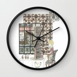 13 Layer Cake Wall Clock
